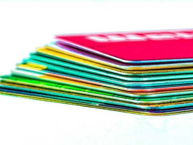 ランク会員カード