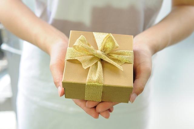 プレゼントで販促