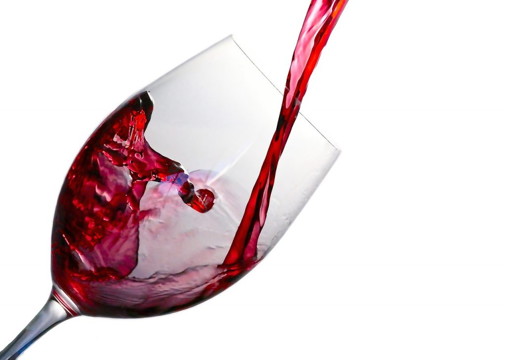 ワイン等のお酒