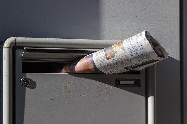 新聞チラシとDMの販促